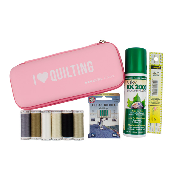 National Quilting Month Kit