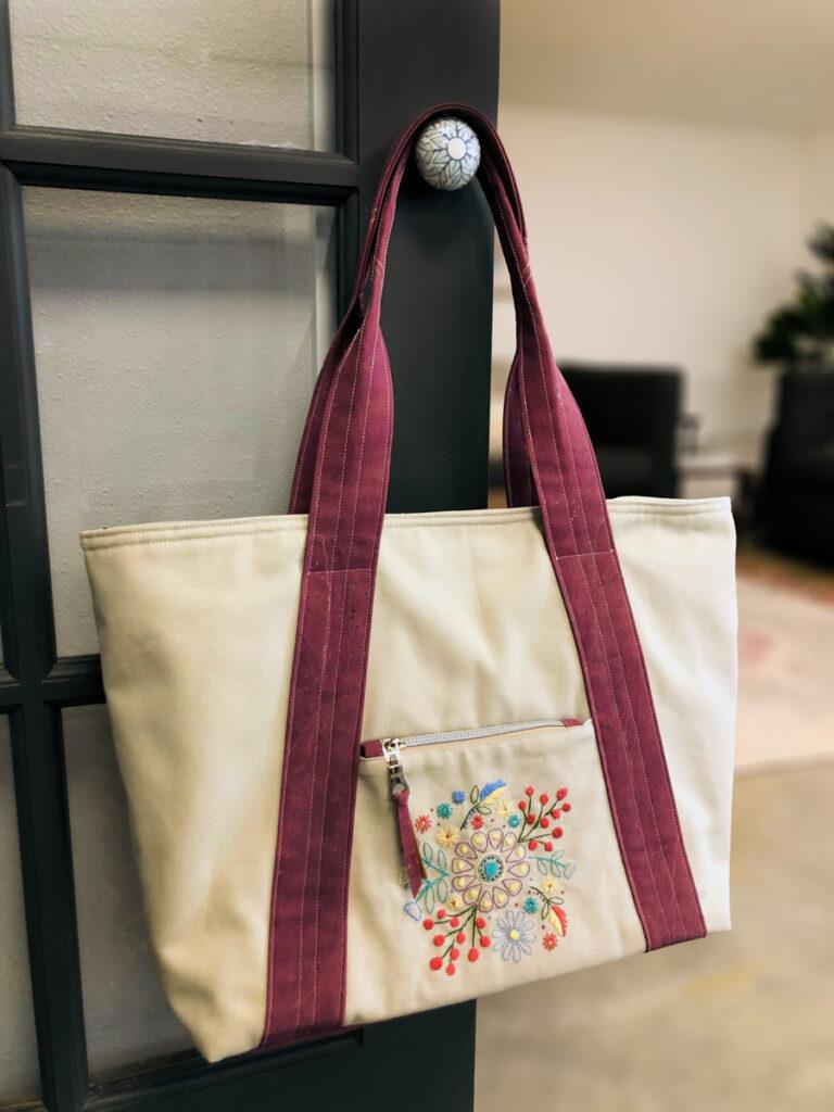 Coneflower Bonnie Bag