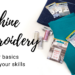 beginner machine embroidery resources