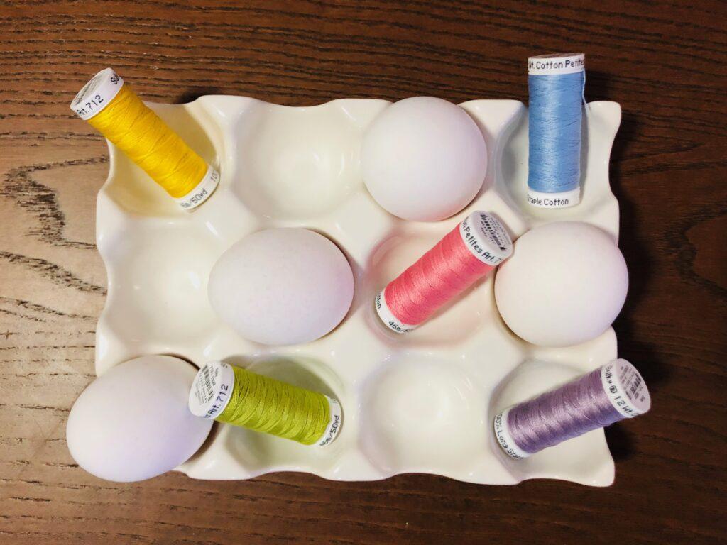 quilter's diet - eggs