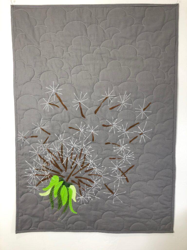 Dandelion quilt final