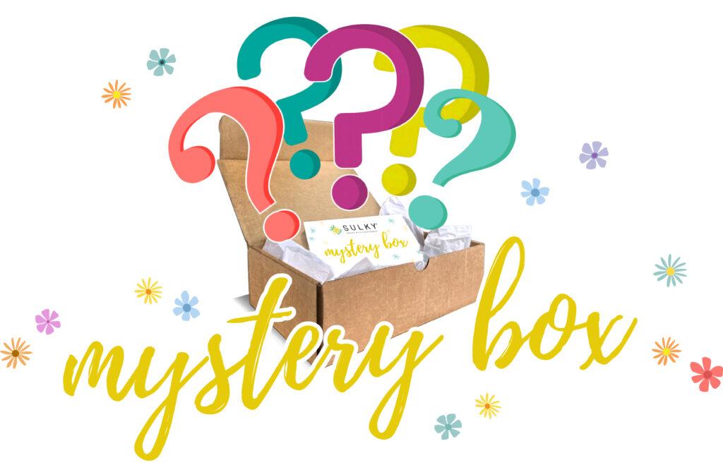 spring mystery box