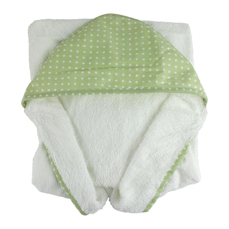 hooded towel blank
