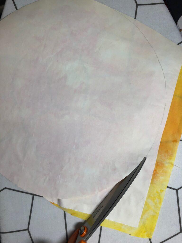 cut out center sun