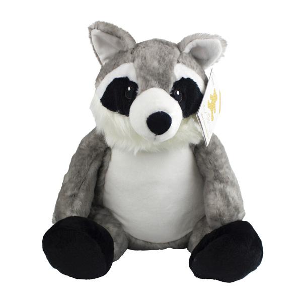 Raccoon Embroider Buddy