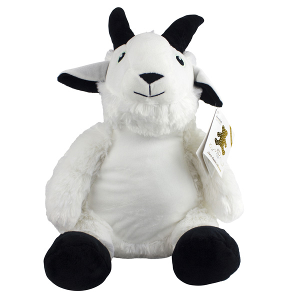 Goat Embroider Buddy
