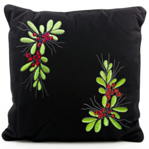 pilow embroidery blank for Christmas decor