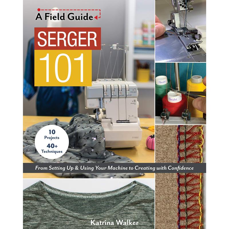 Serger 101 book