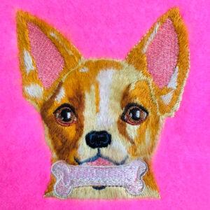 Peekaboo Pets Doting Dog