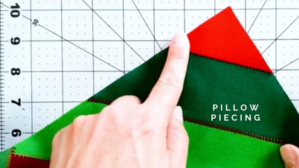 serger pillow project
